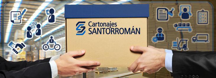 Cartonajes Santorromán, premiada como mejor empresa familiar en 2019