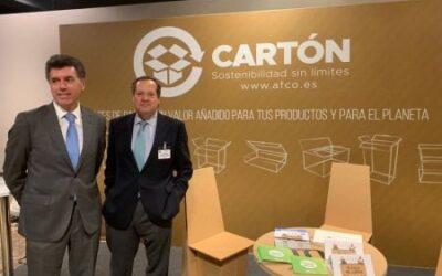 El cartón, un aliado natural en la estrategia de sostenibilidad del sector agroalimentario