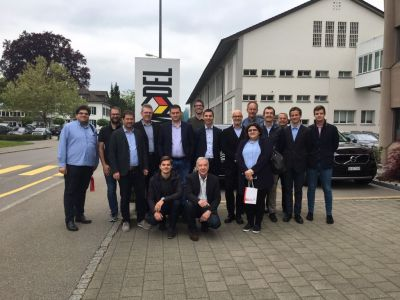 Eurobox Technical Meeting