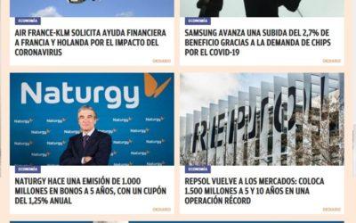 La tribuna de Antonio M. Agustín en OK Diario: gracias también, cartón