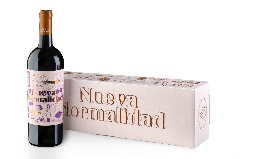 """Cartonajes Santorromán aporta el embalaje para """"Nueva normalidad"""", un rioja solidario ante el covid-19"""