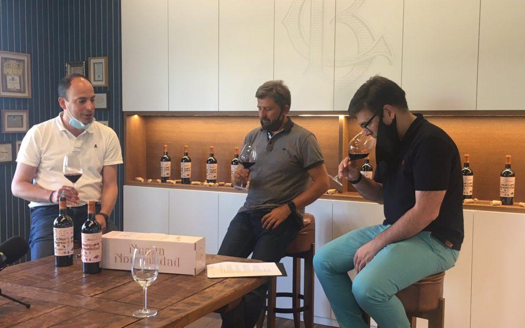 La cata 'Nueva normalidad' acerca el estuche Safety Pack a las empresas del mundo del vino